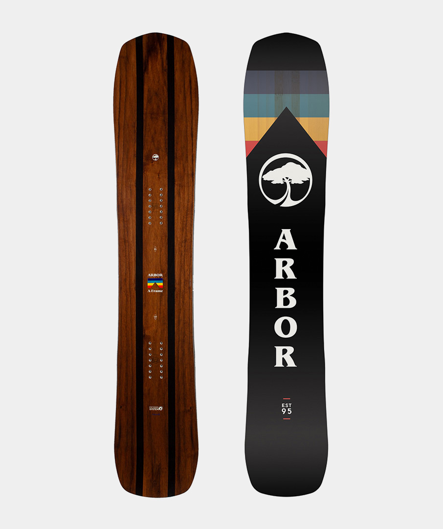 Placa snowboard barbati Arbor A-Frame 2019
