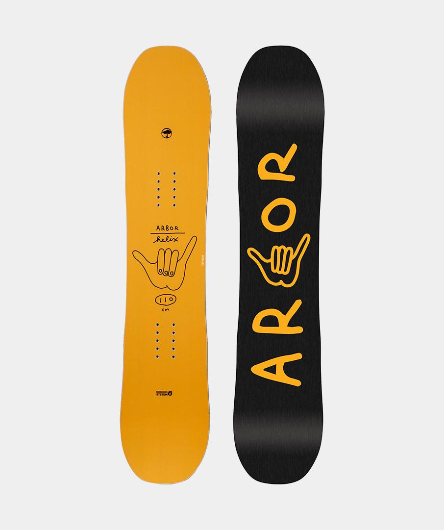 Placa snowboard copii Arbor Helix 2019