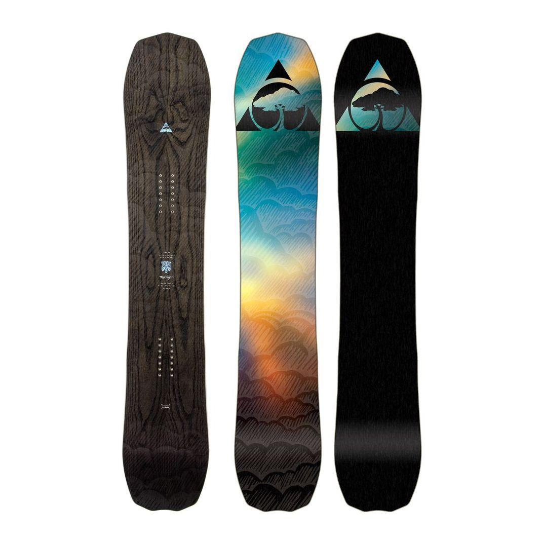 Placa snowboard Unisex pentru All Mountain/Freeride/Powder Arbor Bryan Iguchi Pro Camber 2020