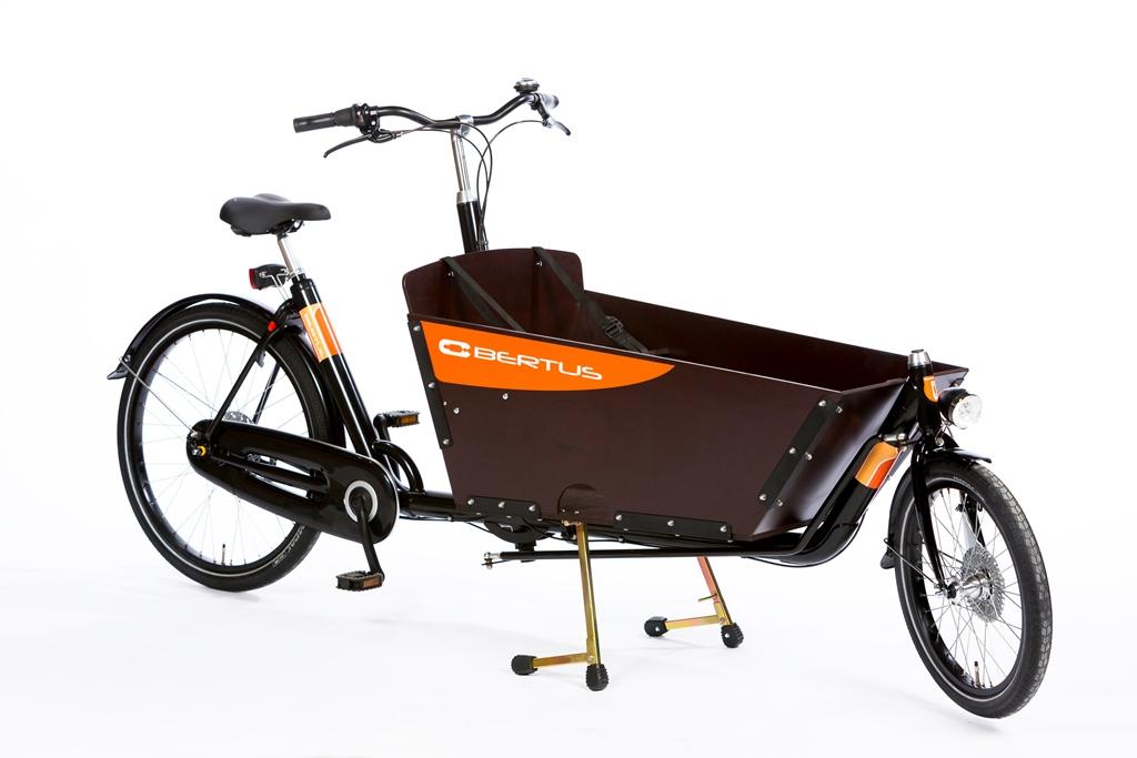 Bicicleta utilitara Bertus Bakfiets