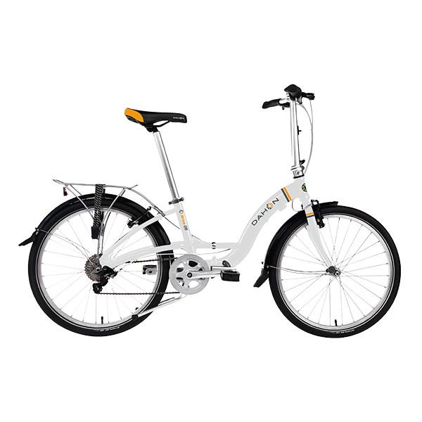 Bicicleta Pliabila Dahon Briza D8 Frost White 2018