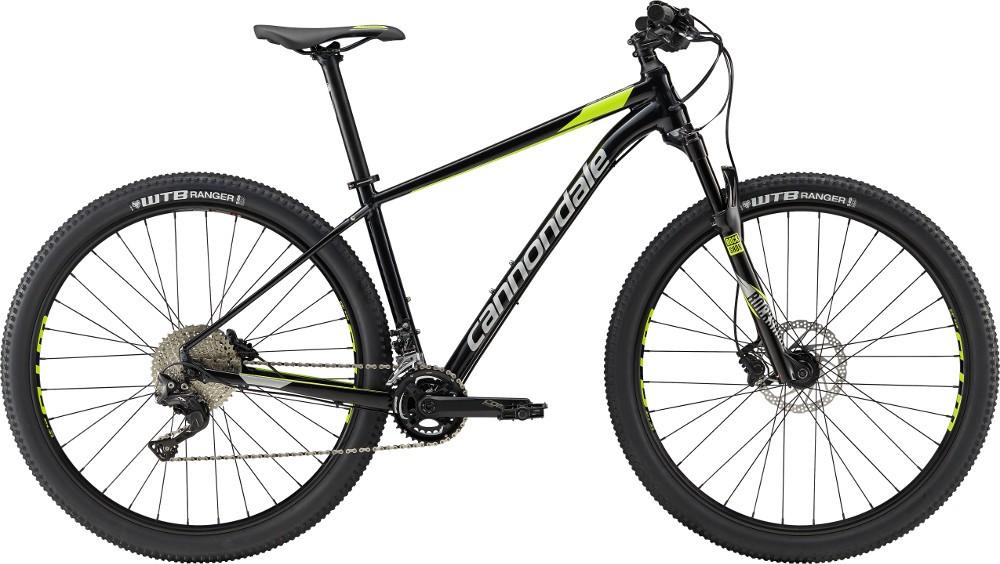 Bicicleta pentru barbati Cannondale Trail 2 29 Negru 2019