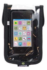 Borseta ghidon Bikefun Router Touch Aqua smartphone Negru