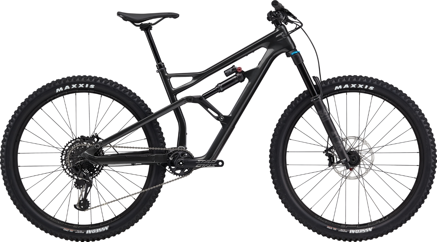 Bicicleta full suspension Cannondale Jekyll Carbon 29 3 Grafit 2020