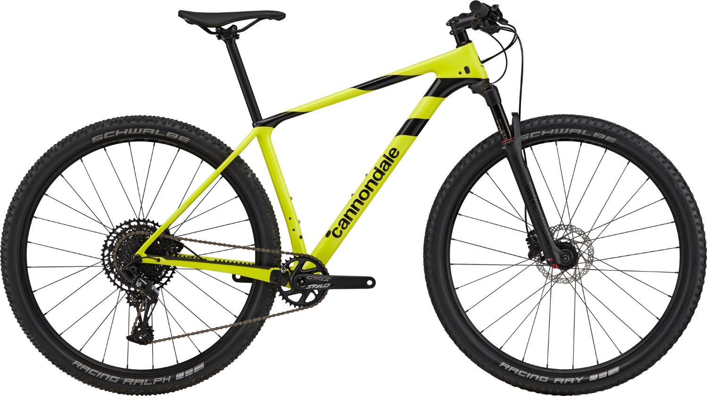 Bicicleta de munte Cannondale F-Si Carbon 5 Galben 2020