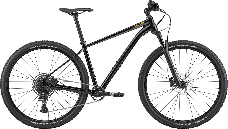 Bicicleta de munte Cannondale Trail 1 Negru 2020