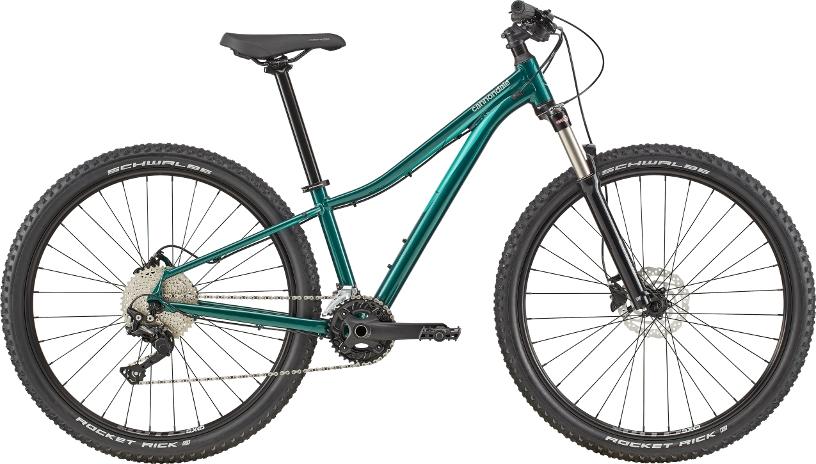 Bicicleta de munte pentru femei Cannondale Trail 3 Verde smarald 2020