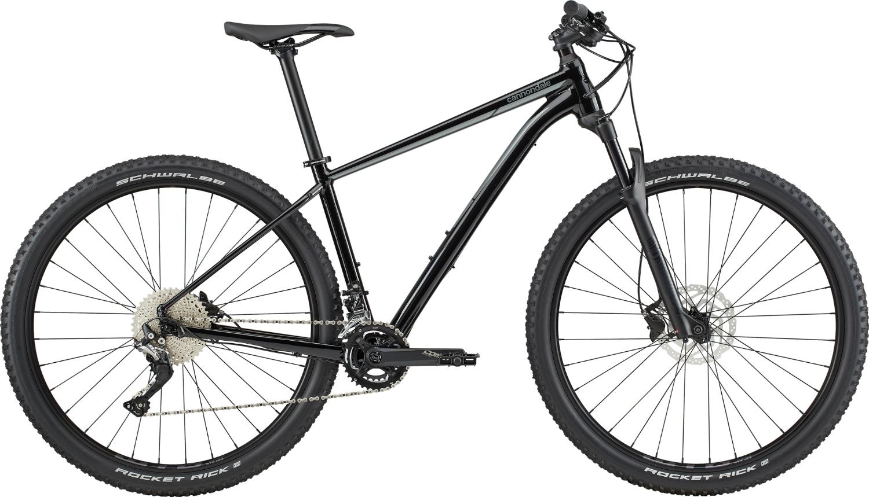 Bicicleta de munte Cannondale Trail 3 Negru 2020