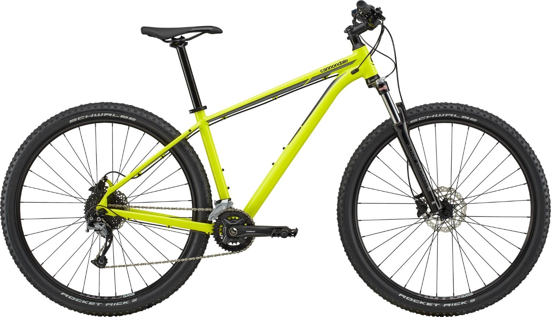 Bicicleta de munte Cannondale Trail 6 Galben 2020