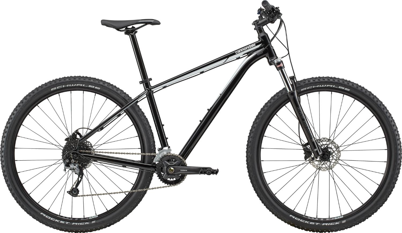 bicicleta de munte cannondale trail 6 negru/argintiu 2020 - c20 c26650m trail 6 slv pd - Bicicleta de munte Cannondale Trail 6 Negru/Argintiu 2020
