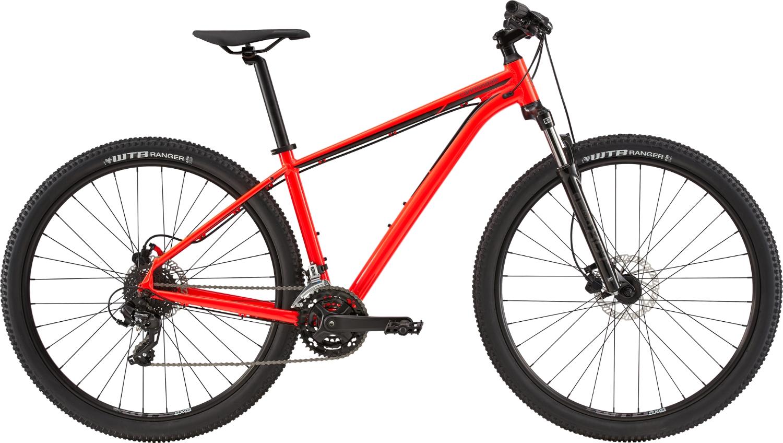 Bicicleta de munte Cannondale Trail 7 Rosu Acid 2020
