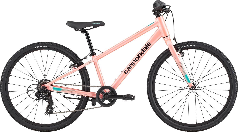 Bicicleta pentru copii Cannondale Quick 24 Roz 2020