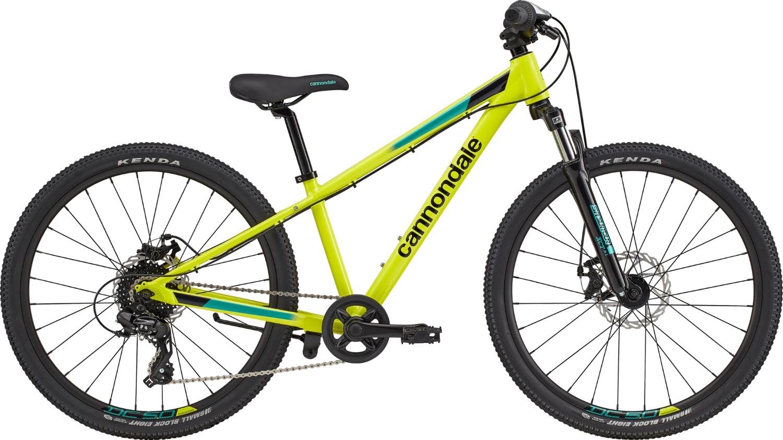 Bicicleta pentru copii Cannondale Trail 24 Galben 2020