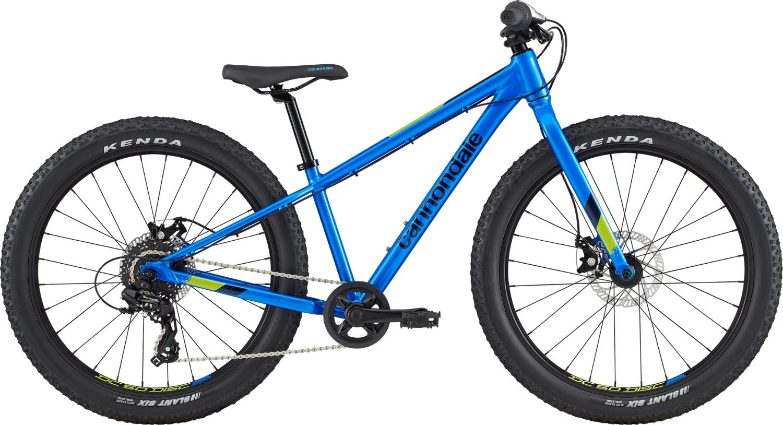 Bicicleta pentru copii Cannondale Cujo 24+ Albastru 2020