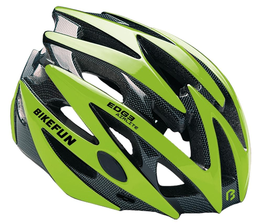 Casca bicicleta Bikefun Edge 2017
