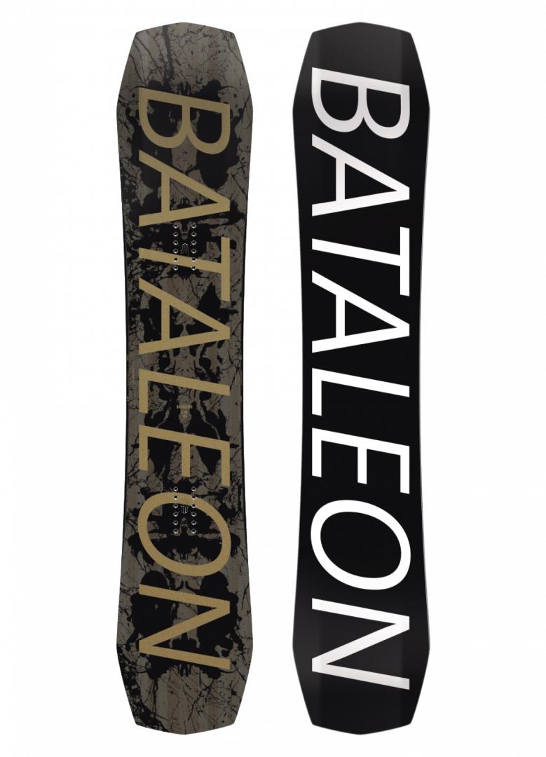 Placa snowboard barbati Bataleon Global Warmer G.W 154 2019