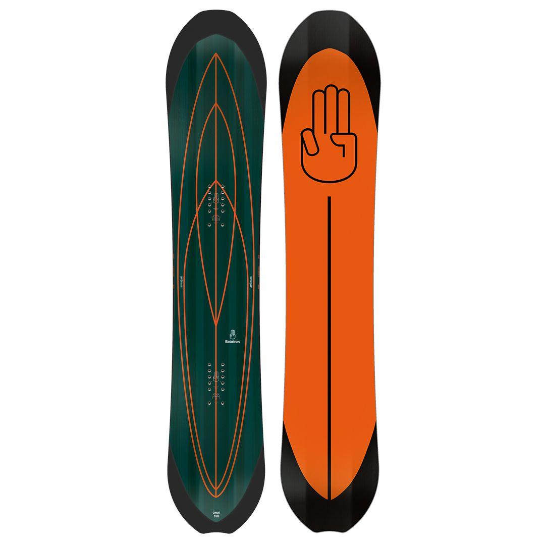 Placa snowboard barbati Bataleon Omni 2020