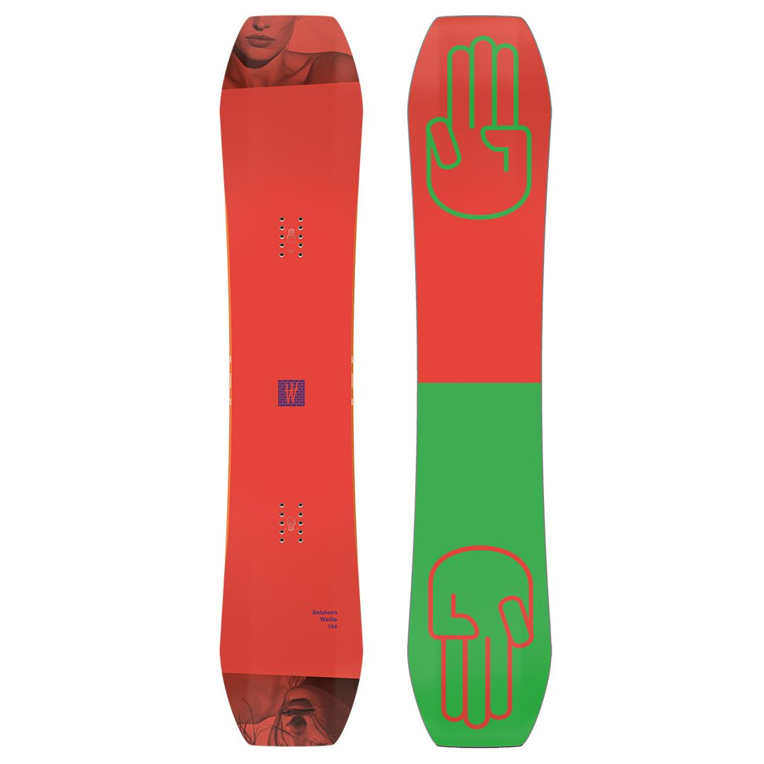 Placa snowboard barbati Bataleon Wallie 2020