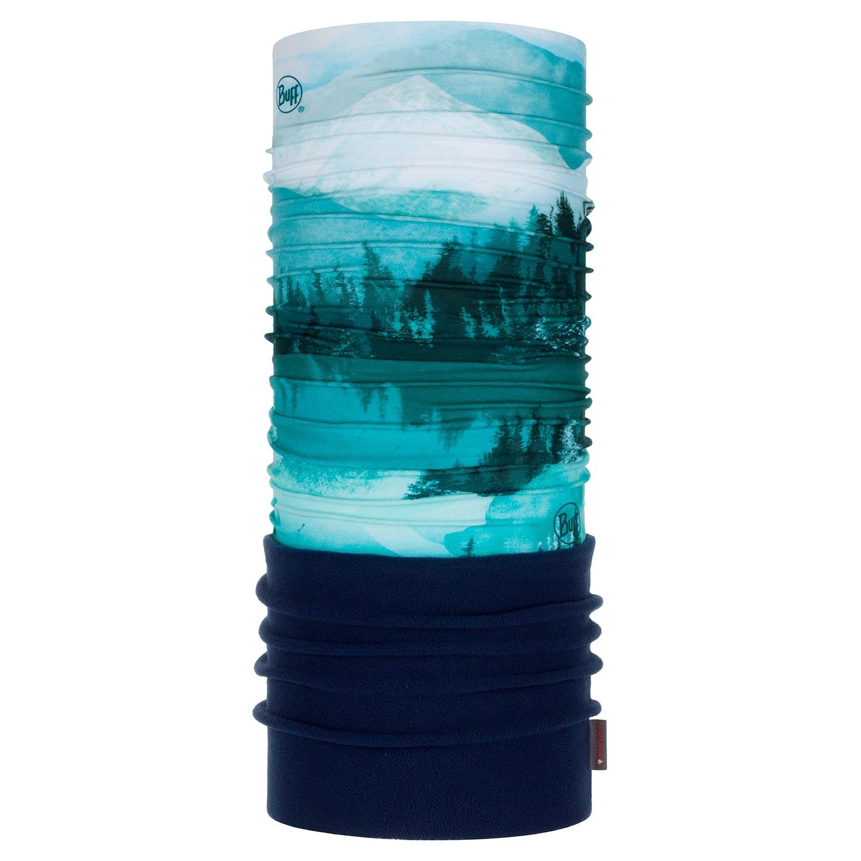 Esarfa tubulara Buff New Polar Child Lake Turquoise Albastru