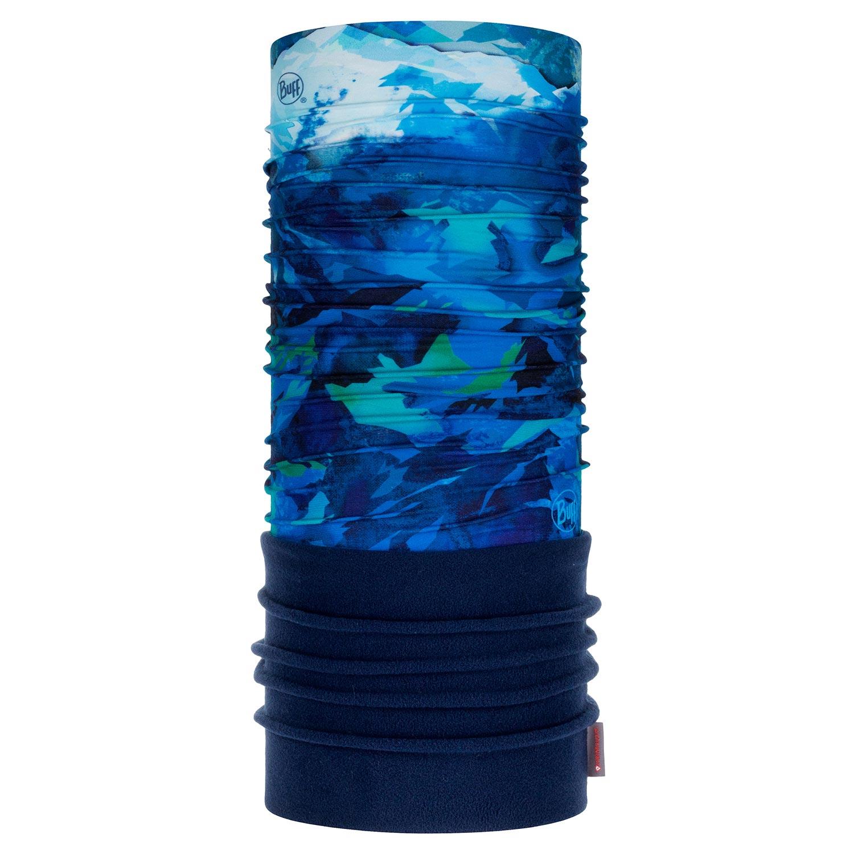 Esarfa tubulara Buff New Polar Jr High Mountain Blue Albastru