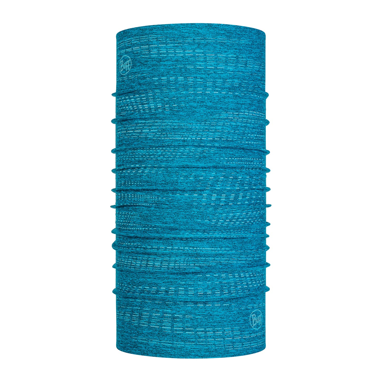 Esarfa tubulara Buff Dryflx R-Blue Mine Albastru