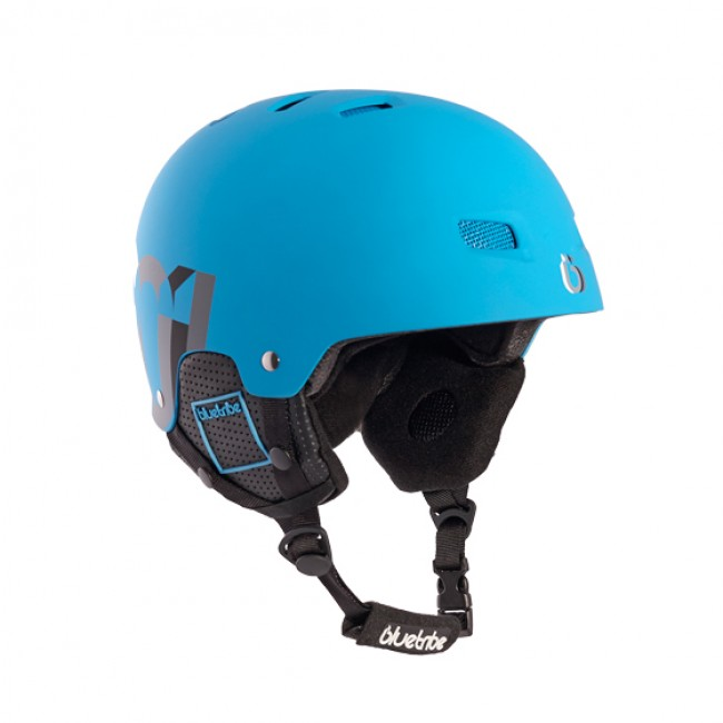 Casca schi/snow Blue Tribe Rider Blue