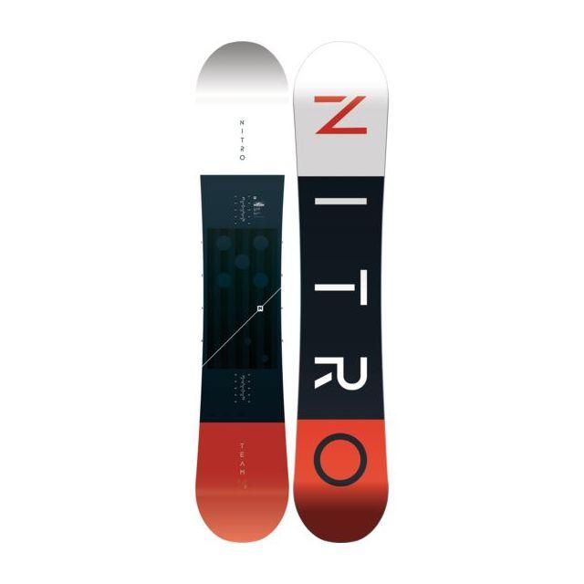 Placa Snowboard barbati Nitro Team Gullwing 2020 - teamgullwing 152t - Placa Snowboard barbati Nitro Team Gullwing 2020