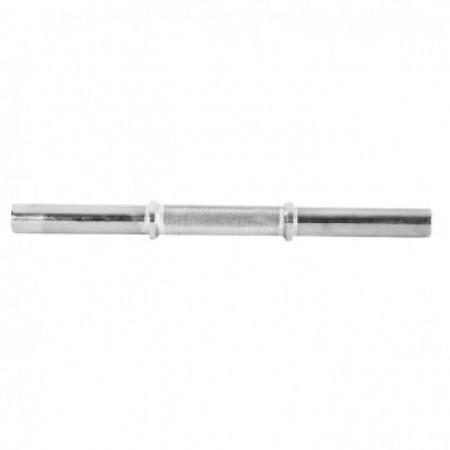 Bara gantera inSPORTline 40 cm/30mm