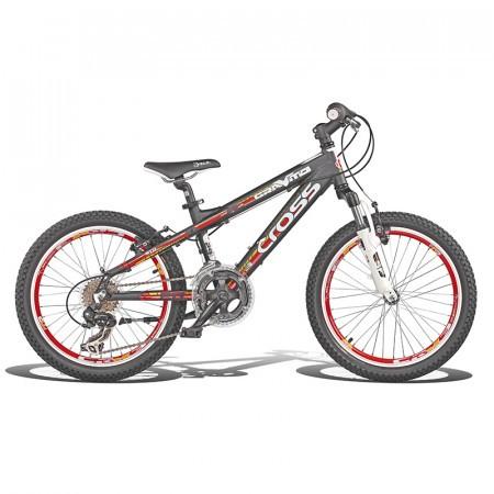 Bicicleta Cross Gravito S 20 2014