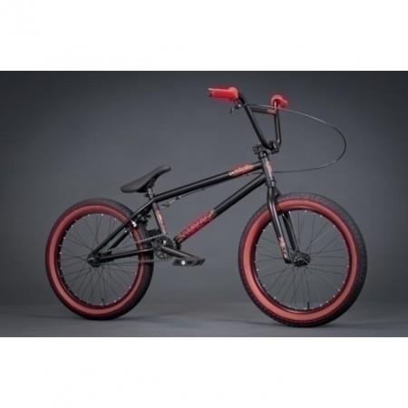 Bicicleta Bmx Radio Valac 20x20.5TT Negru Mat 2012