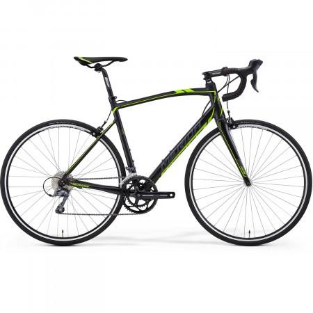 Merida Ride 100 Negru/Verde 2015