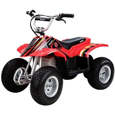 ATV electric copii Razor Dirt Quad