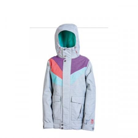 Jacheta snowboard Nitro PERFECT KISS cloud-purple-watermelon