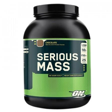 Serious Mass - Vanilla 6 lbs