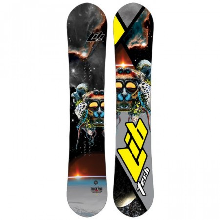 Snowboard Lib Tech Travis Rice Pro Pointy C2 BTX 2016