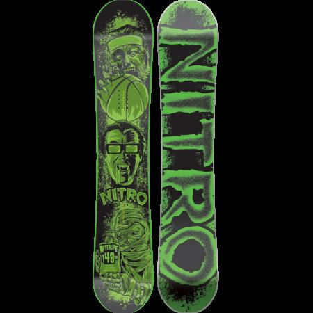 Placa Snowboard Nitro Afterlife