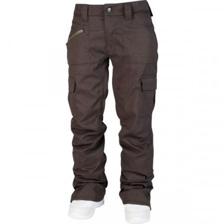 Pantaloni snowboard L1 SLOANE military