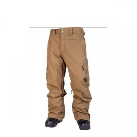 Pantaloni snowboard Nitro DECLINE dark army