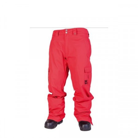 Pantaloni snowboard Nitro DECLINE red