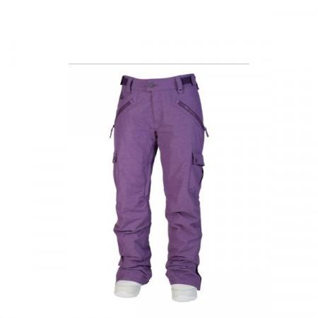 Pantaloni snowboard Nitro STATIC purple