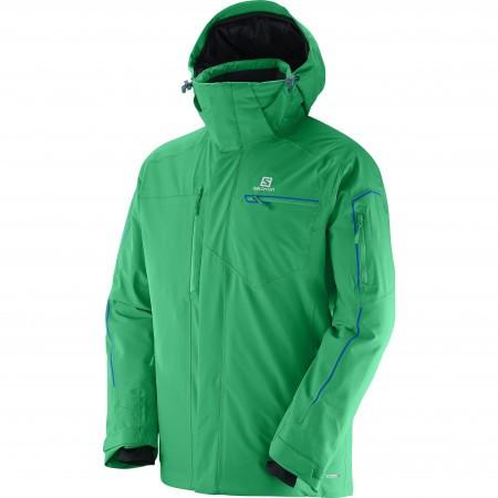 Salomon Brillant Jacket M Verde