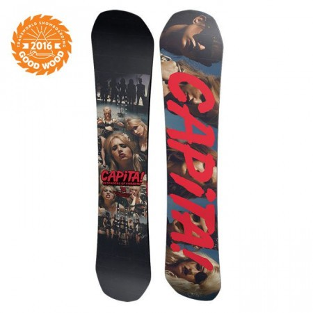 Snowboard Capita Defenders of Awesome 2016