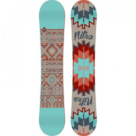 Placa Snowboard Nitro Spell