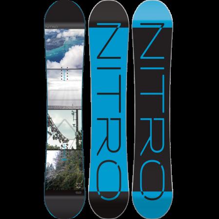 Placa Snowboard Team Exposure