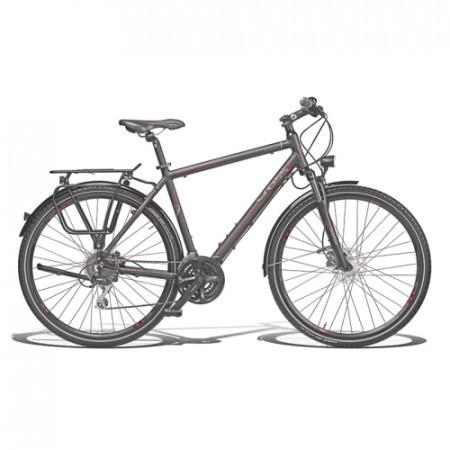 Bicicleta CROSS TRAVEL 28 TREKKING 2014