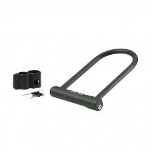 Antifurt Master Lock U-lock cu cheie 200x100x12mm Negru