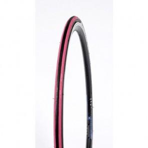 Anvelopa Maxxis 700X23C Detonator black-pink 60TPI dual Pliabila