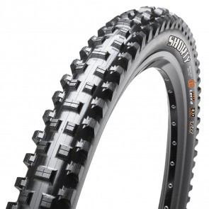 Anvelopa Maxxis Shorty 60TPI wire 3C Downhill 27.5X2.40