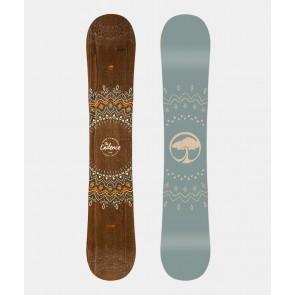 Placa snowboard femei Arbor Cadence Camber 2019