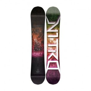 Placa Snowboard barbati Nitro Beast 2020